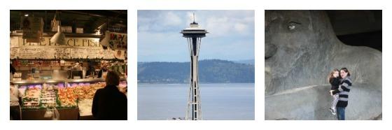 Seattle Scavenger Hunt The Jet-Set Family