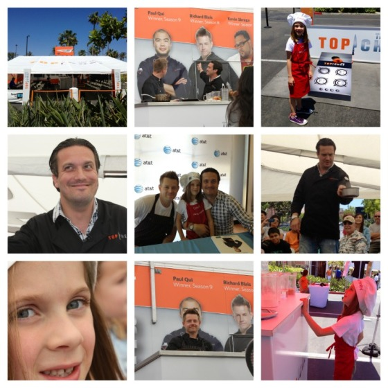 The Jet-Set Family Top Chef Tour