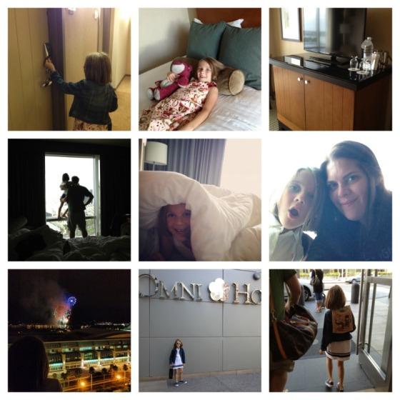 OMNI Hotel San Diego Jet-Set Family