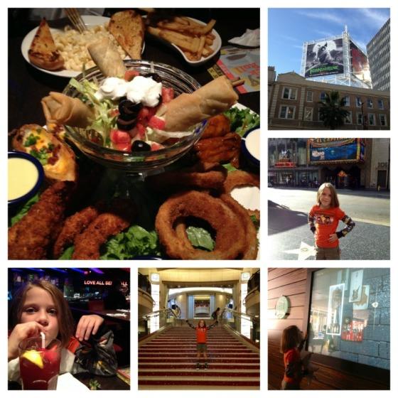 The Jet-Set Family Hard Rock Cafe Hollywood