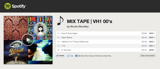 Mix Tape | VH1 00's