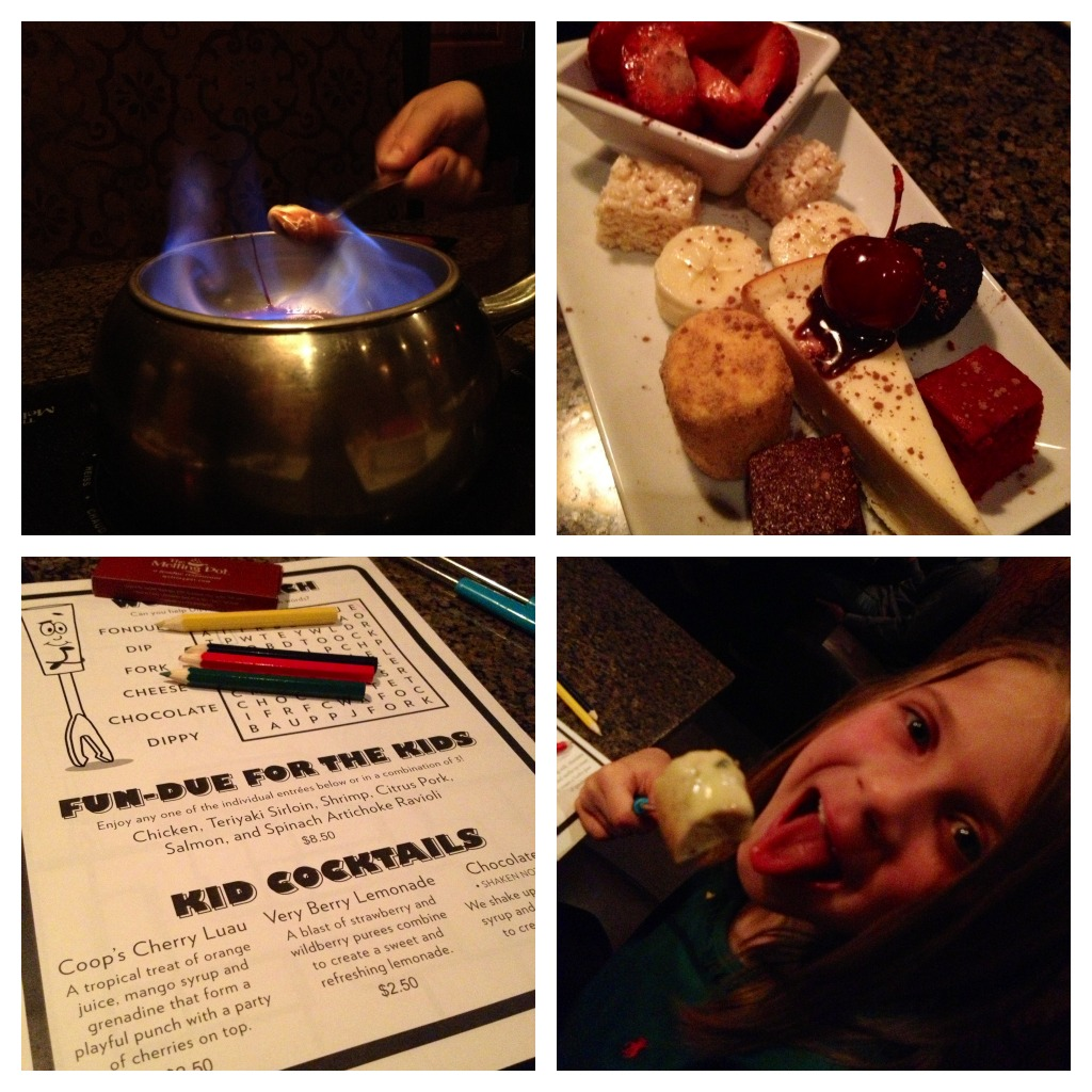 Irish Aged Cheddar Cheese Fondue with Guinness