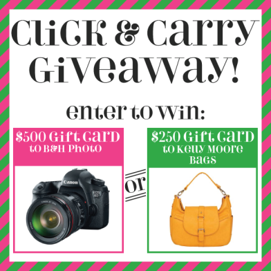camera and kelly moore bag giveaway